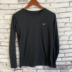Nike Dri-Fit L/S Base Layer Training Top SZ M